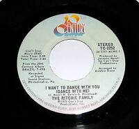 Ritchie Family: I Want To Dance With You / Lady Champagne [unplayed Copy]