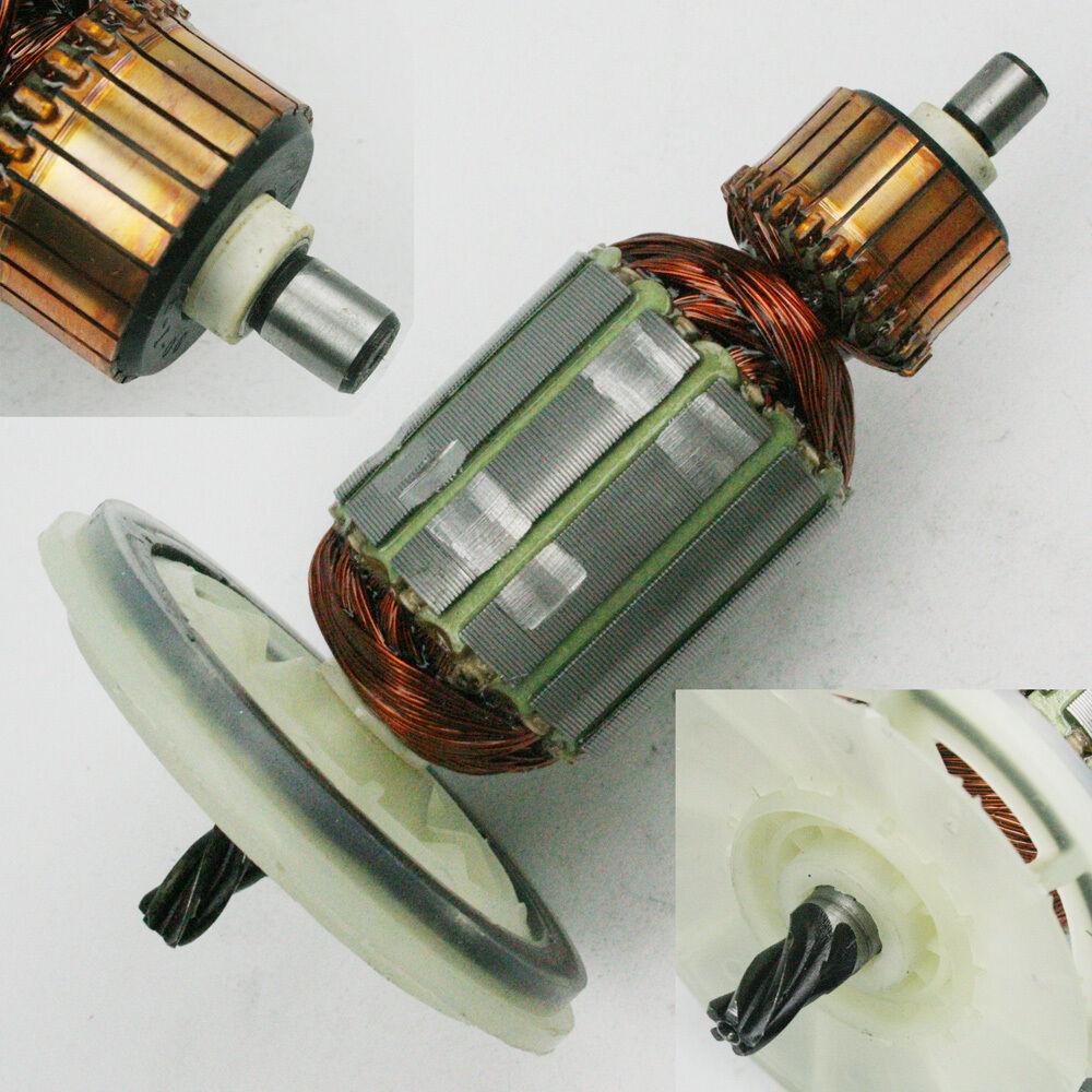 Anker Rotor Läufer für Hilti TE 54 , TE 55 , TE 504 , TE 505
