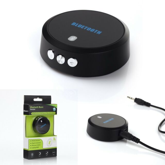 Wireless Stereo Audio Bluetooth Receiver for Music Player iPod iPhone 5/4 MP3 PC