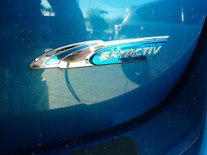 Mazda-3-2012-Neuf-OEM-Skyactiv-Embleme