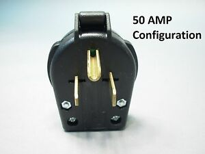 details about welder plug 50 amp male nema 6 30p 6 50p genuine cooper 220V Wire 6 50R Wiring image is loading welder plug 50 amp male nema 6 30p