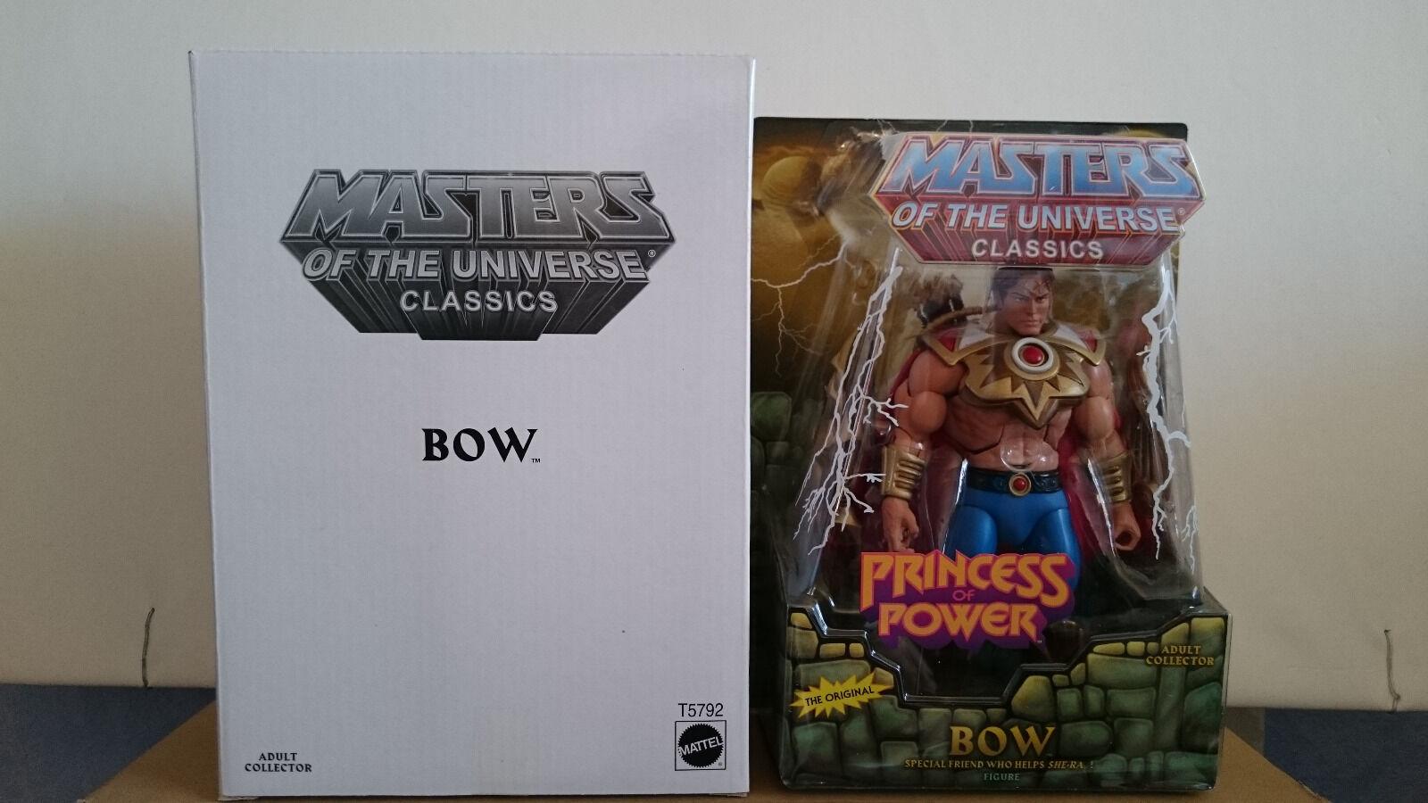 Maitres de l'Univers MOTU MOTU MOTU Classics - Bow - masters of universe NEUF 513a7d