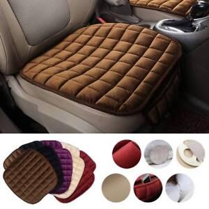 Universal-Breathable-Plush-Non-Slip-Car-Seat-Cover-Pad-Mat-Chair-Seat-Cushion