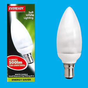 3 philips faible économie d/'énergie 5w led ampoules bc baïonnette cap globe gls standard