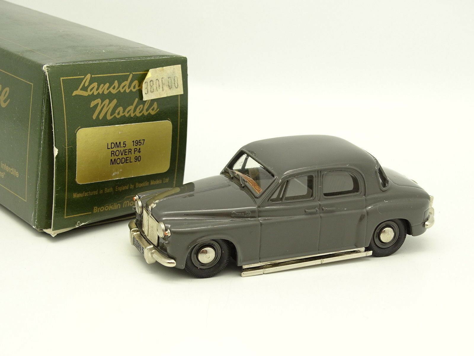 Lansdowne Models 1 43 - Rover P4 Model 90 1957