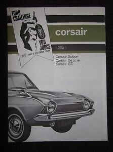 FORD-CORSAIR-1500-FOLD-OUT-BROUCHURE-1964