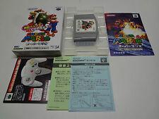 Super Mario 64 Rumble Pack Compatible Nintendo 64 Japan