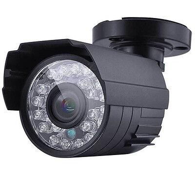 1300TVL HD Color 3.6mm Lens IR Day Night Outdoor CCTV Security Camera IR-Cut PAL