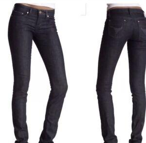 JOE-039-S-JEANS-sz-28-Chelsea-Skinny-Wash-Ber-Black-Women-039-s-Jeans