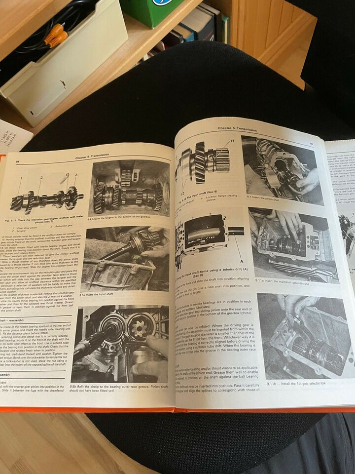 Owners Workshop Manual, Citroën 2cv, Ami & Dyane