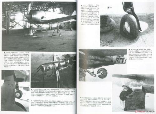 IJA 47th Sentai  Famous Airplanes Of The World Special Editon #8 Syoki,Hayate