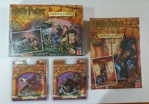 New-amp-sealed-Harry-Potter-Puzzles-And-Keyring