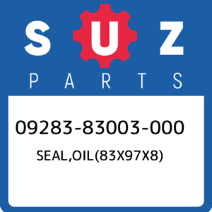 09283-83003-000-Suzuki-Seal-oil-83x97x8-0928383003000-New-Genuine-OEM-Part