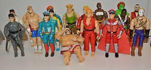 Street-Fighter-fuerza-de-accion-Figuras-Gi-Joe-Ken-Sagat-e-Honda-Blanka-Chun-Li-Ryu