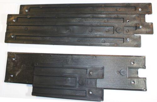 HL1000 HL1200 Gleitplatten Führungsplatten Holzspalter Scheppach OX 1-1000