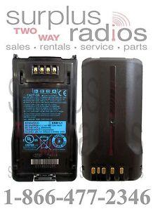 Kenwood KNB-L1 Orginal Slim Li-ion 2000mAh Battery for NX-5000 NX-5200 NX-5300