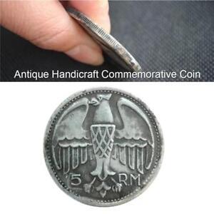 1935-WWII-German-Coin-ADOLF-HITLER-World-War-II-Commemorative-Coin-Alloy-Gift