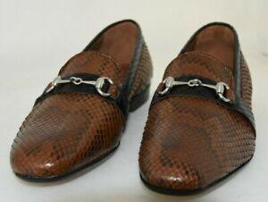 Honest Etro Milano Mocassini Fatte A Mano Nuove Pelle Logo Primavera Estate 44-10 Men's Shoes Clothing, Shoes & Accessories