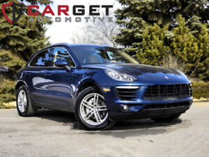 2015 Porsche Macan S - 340HP| Twin Turbo| Pano Roof| Cooled Seats