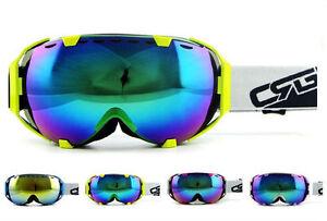 Rayzor Camo Ski Snowboard Goggles 100/% UV400 Antifog Double Lens CAGBPL15 RRP£69