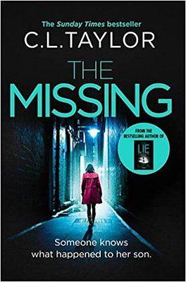 Krimis & Thriller UnabhäNgig C.l.taylor ___ The Missing___brandneue___werbeantwort Uk Ungleiche Leistung Bücher