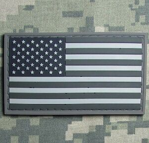 3D-PVC-USA-US-UNITED-STATES-AMERICAN-FLAG-TACTICAL-UNIFORM-ACU-LIGHT-PATCH