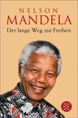 1 von 1 - Der lange Weg zur Freiheit von Nelson Mandela, UNGELESEN