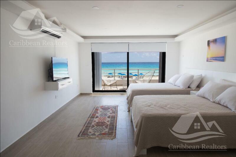 Departamento en venta en Cancún zona hotelera