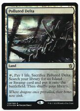 Polluted Mire X4 Commander 2014 *CCGHouse* Magic NM MTG