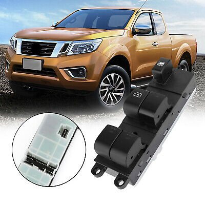 Electric Power Master Window Switch for Navara D40b Pathfinder Qashqai 2005-2016 25401-EB30B Power Window Switch