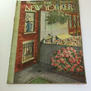 The-New-Yorker-June-18-1955-Full-Magazine-Theme-Cover-Mary-Petty