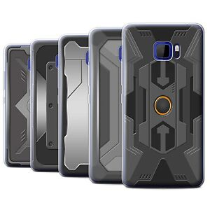low priced c5b02 6229b Details about STUFF4 Gel/TPU Phone Case for HTC U Ultra/Ocean Note  /Armour/Armor