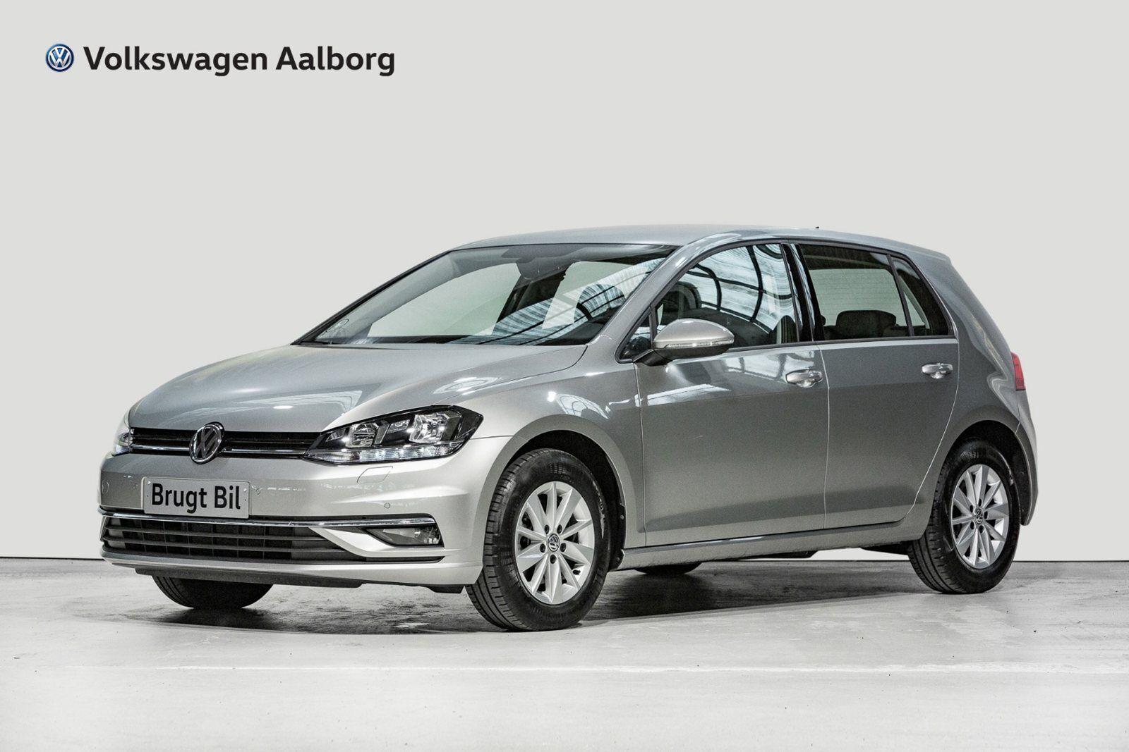 VW Golf VII 1,4 TSi 125 Comfortline DSG 5d - 240.000 kr.