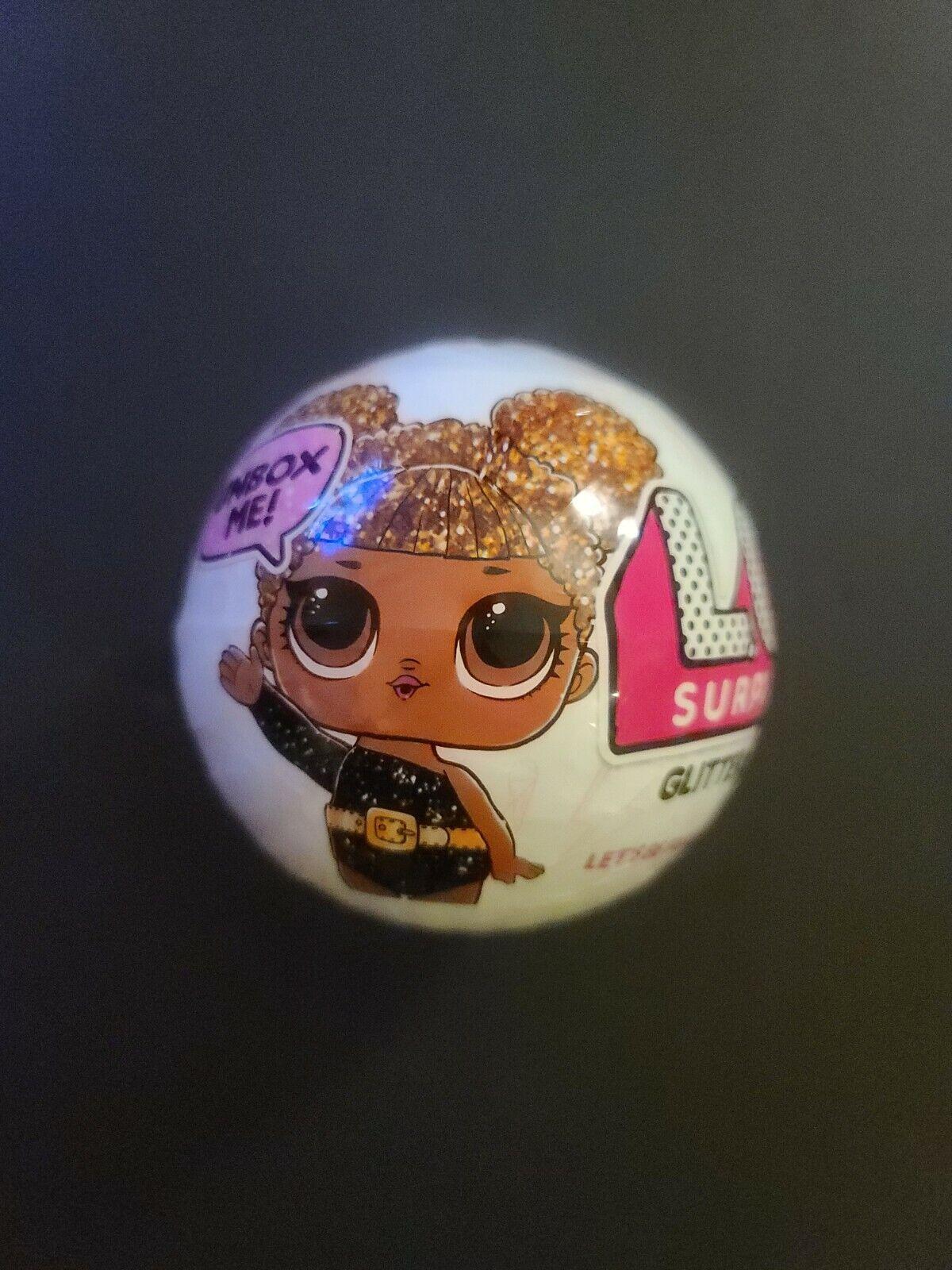 Surprise L.O.L Glitter Series Limited Edition LOL Doll Figure MGA CHOP