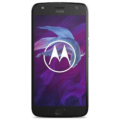 "Motorola Moto X4 Super Black [13,2cm (5,2"") Full HD Display, Android 7.1.1,"