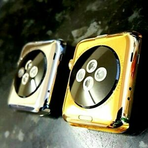 24k-placage-or-service-pour-Apple-Watch-Series-1-2-3-4-5-Watch-non-inclus