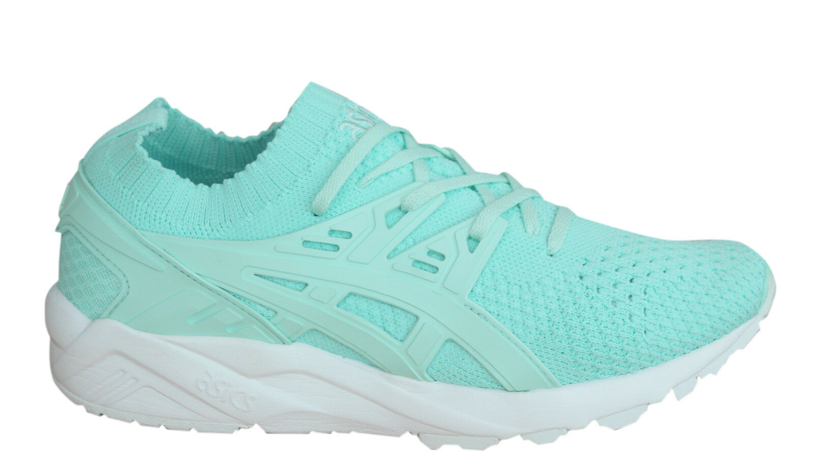 Asics Gel-Kayano Lace Trainers Knit Damenschuhe Schuhes Lace Gel-Kayano Up Textile Mint H7N6N 8787 D35 936968