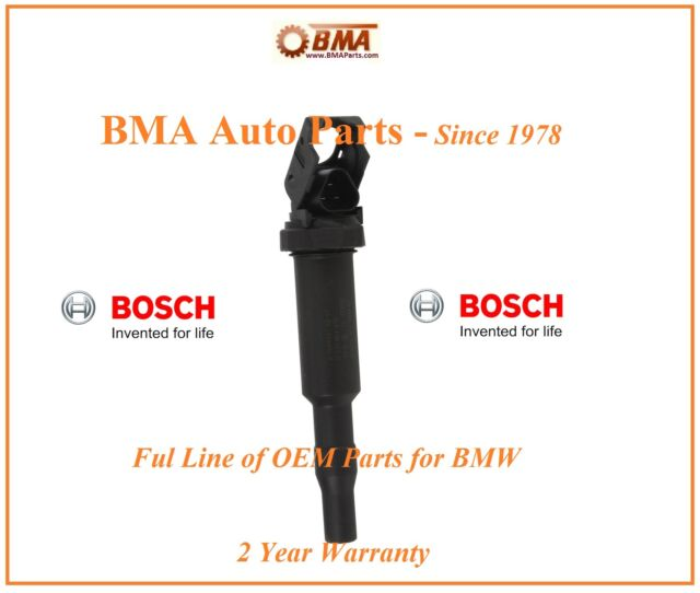NEW BMW IGNITION COIL - BOSCH - 12138647689 / 00044 - FEO 0221504470