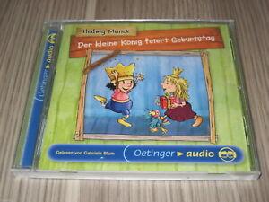 CD-Der-kleine-Koenig-feiert-Geburtstag-Lesung-Oetinger-audio