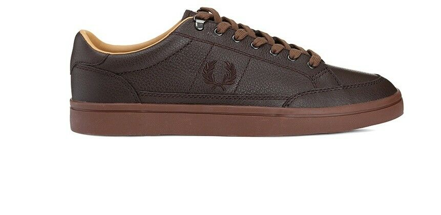 FRED PERRY SFPM1834318 Deuce Premium Leather 325