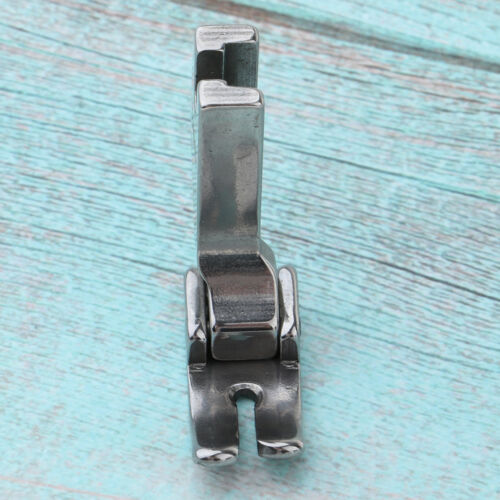 High Shank Hinged Plain Presser Foot for Singer Sewing Machine Single Needle