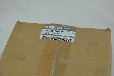 Genuine Nissan Crankshaft Pulley 12303-EA21B