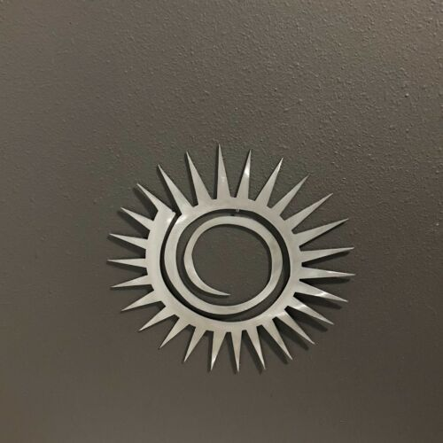 Sun ALUMINUM Metal Wall Art 3 LG Skilwerx 14 X 14 Southwestern