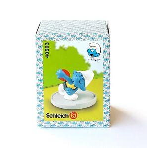 Super Smurf Schleich 40503 Launcher Disk + Box