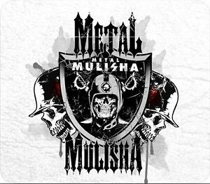 Image Is Loading METAL MULISHA DECAL PAIR 17 Sticker Truck Trailer