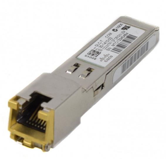 Genuine Cisco GLC-T 1000 BASE-T SFP 30-1410-04 SFP Module