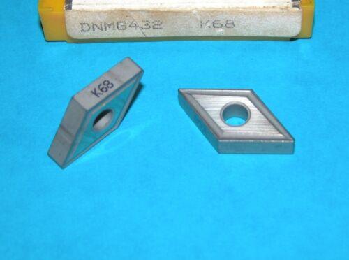 DNMG 432 K68 KENNAMETAL CARBIDE INSERT