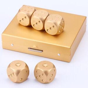 5-X-Wuerfel-Spielwuerfel-6-Seitig-Dice-abgerundete-Ecken-Spielzeug-miT-Box-Pr-D4V7