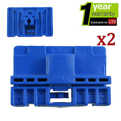 A3 WINDOW REGULATOR REPAIR CLIPS UK DRIVER SIDE 96-03 S3 S6
