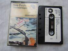 CASSETTE DEEP PURPLE STORMBRINGER emi / purple tc tps 3508